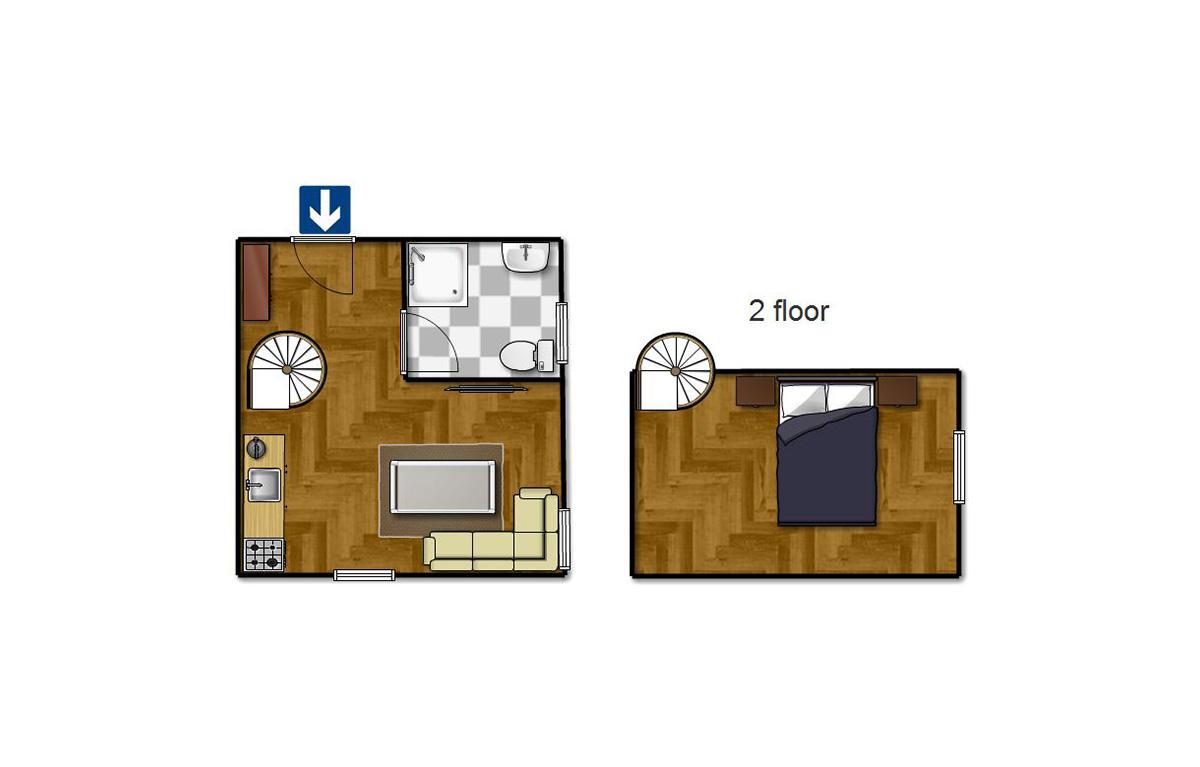 Apartament Komfort 11