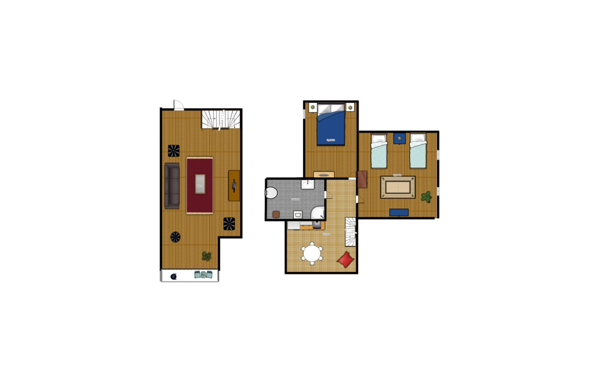Apartman Pardałówka Prestige 17