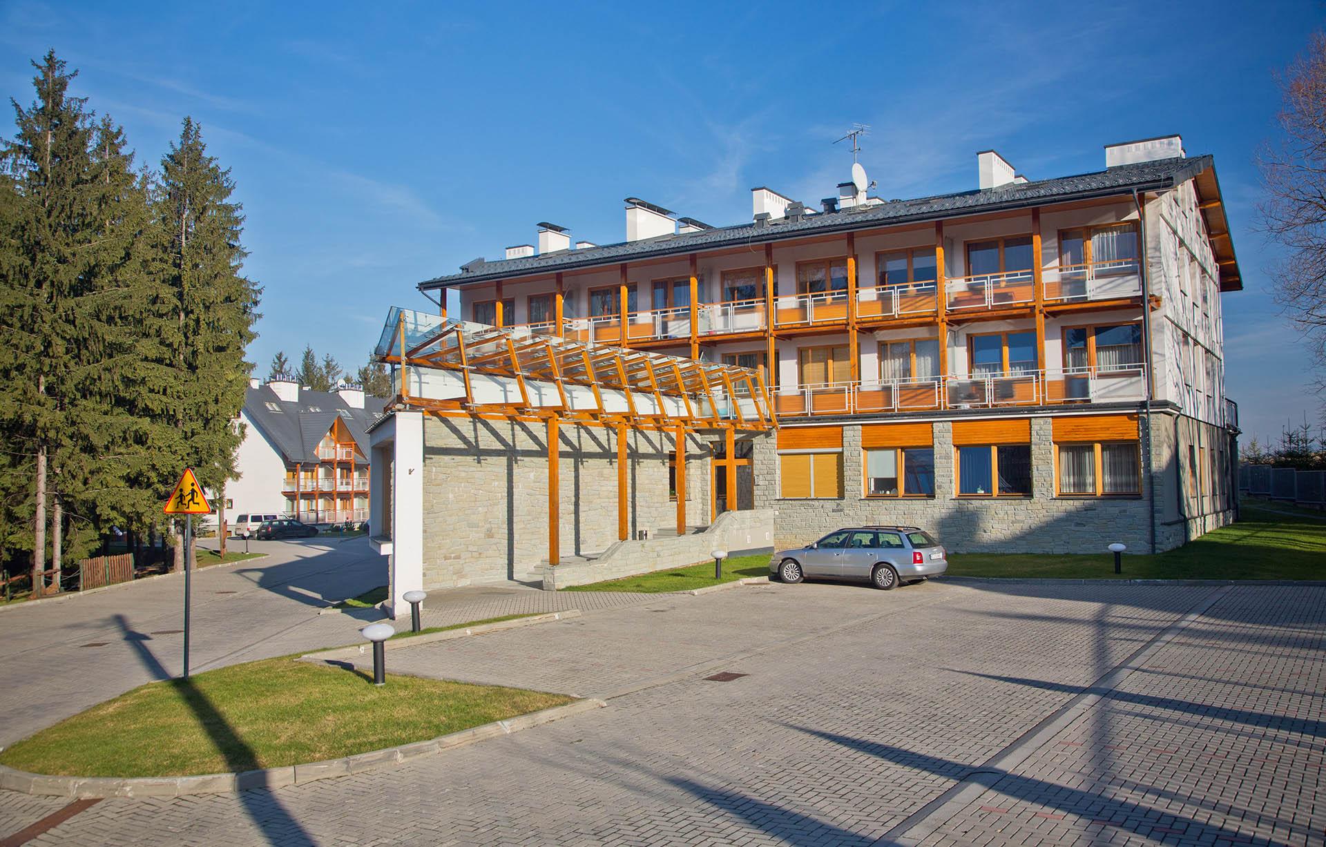 Appartamento Krzeptówki Exclusive 15