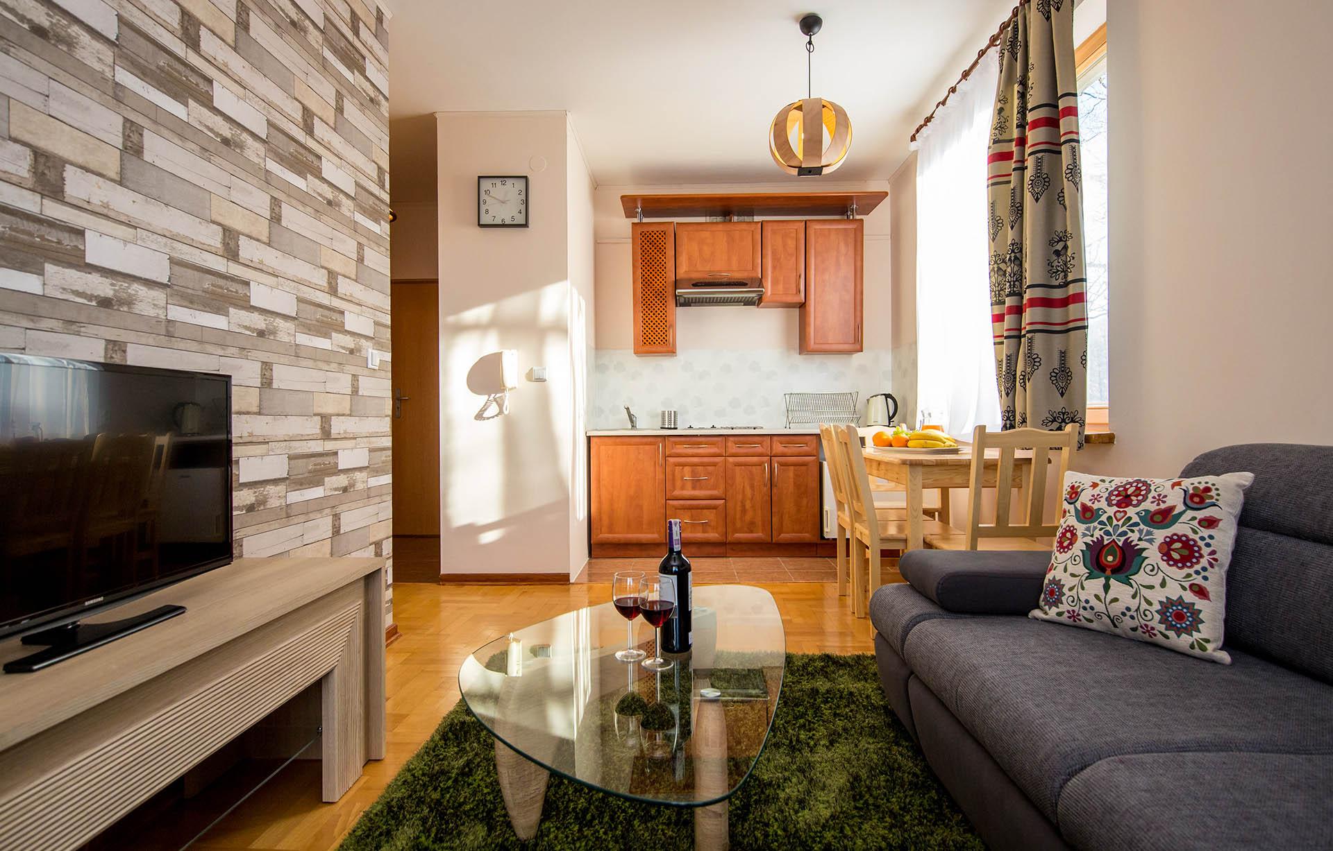 Appartamento Krzeptówki Exclusive 7