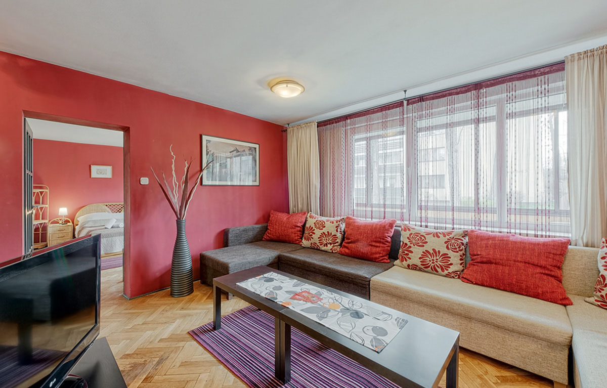 Apartament Krupówki Center - inna lokalizacja