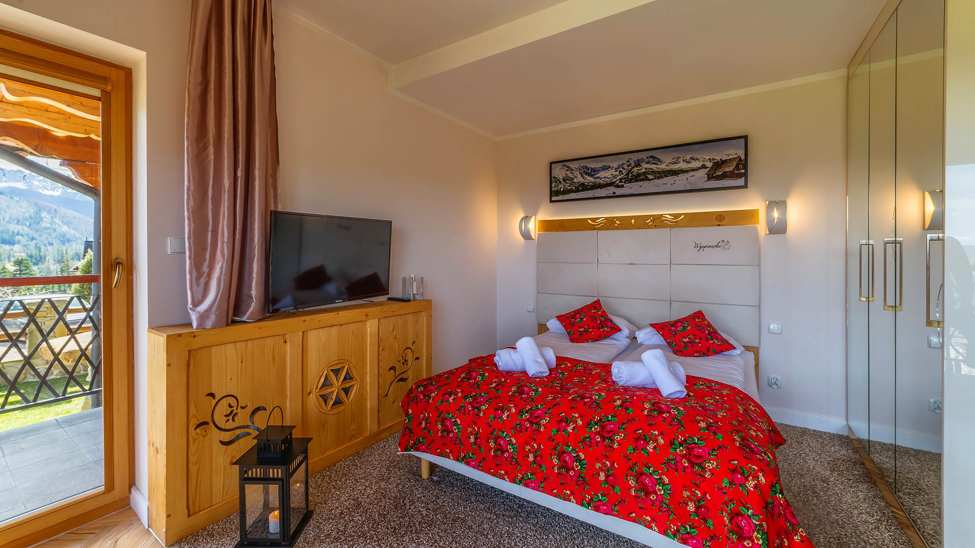 Apartament Komfort Romantic - Aparthotel Delta Boutique