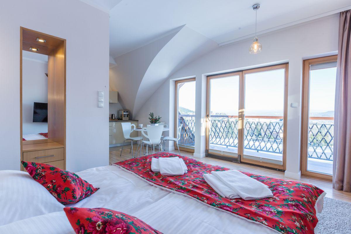 Apartament Komfort Romantic