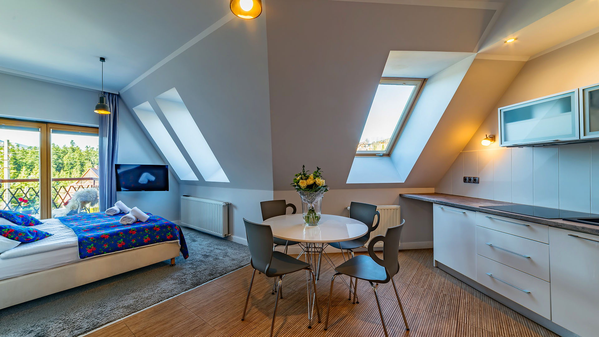 Apartament Komfort Plus - Aparthotel Delta Boutique