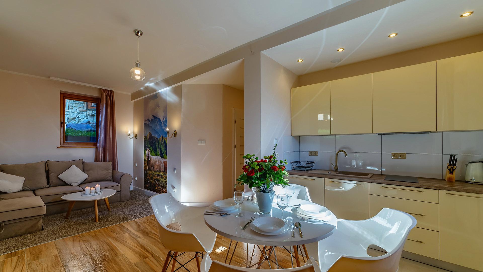 Apartament Premium - Aparthotel Delta Boutique