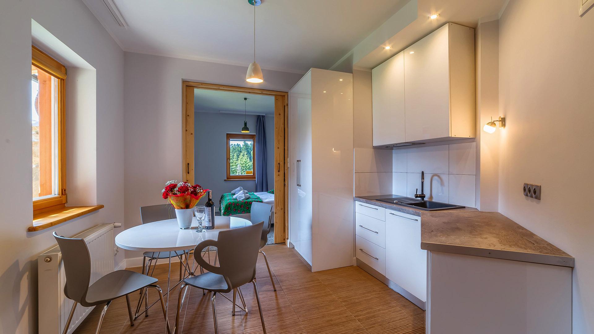Apartament Komfort - Aparthotel Delta Boutique