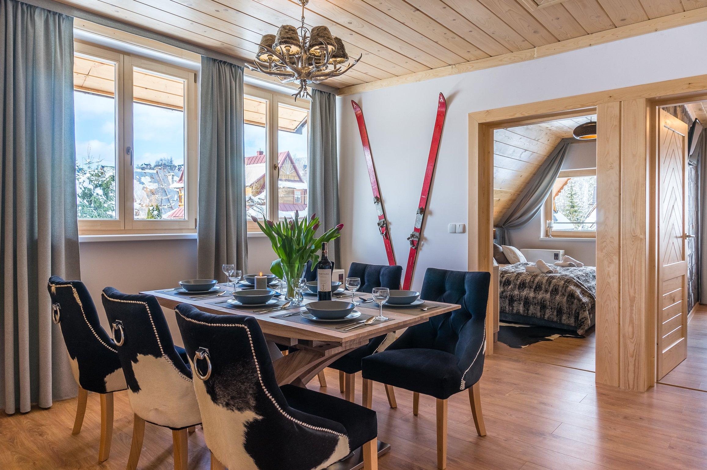 Apartament Gold – Rezydencja Delta