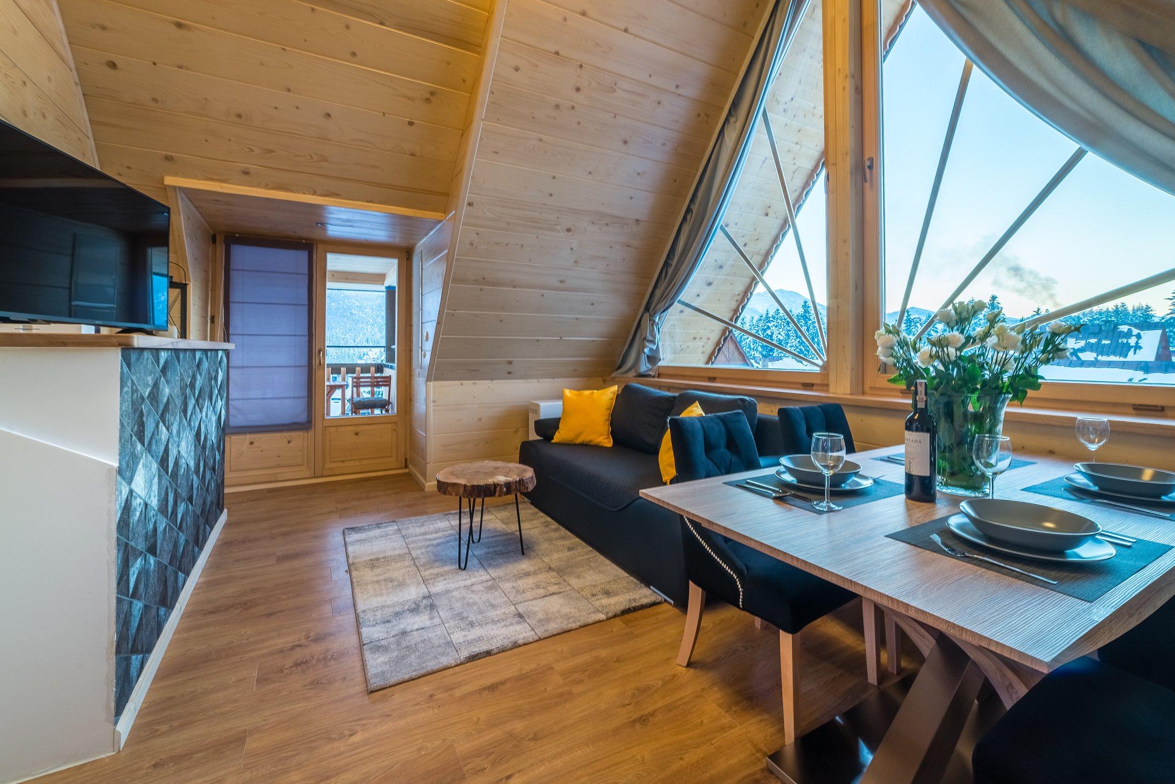 Apartament Optimum – Rezydencja Delta