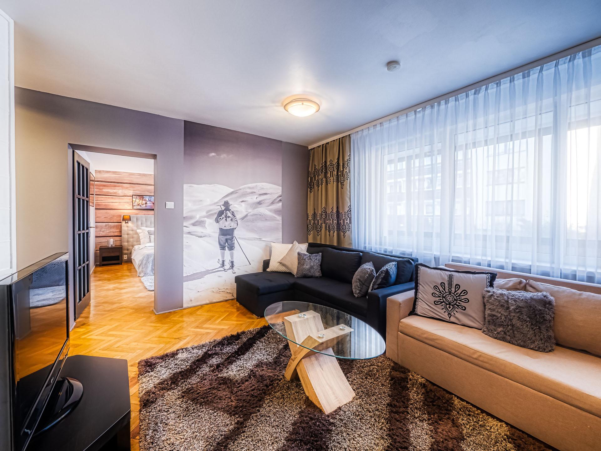 Apartament Krupówki Center - Samodzielne Apartamenty