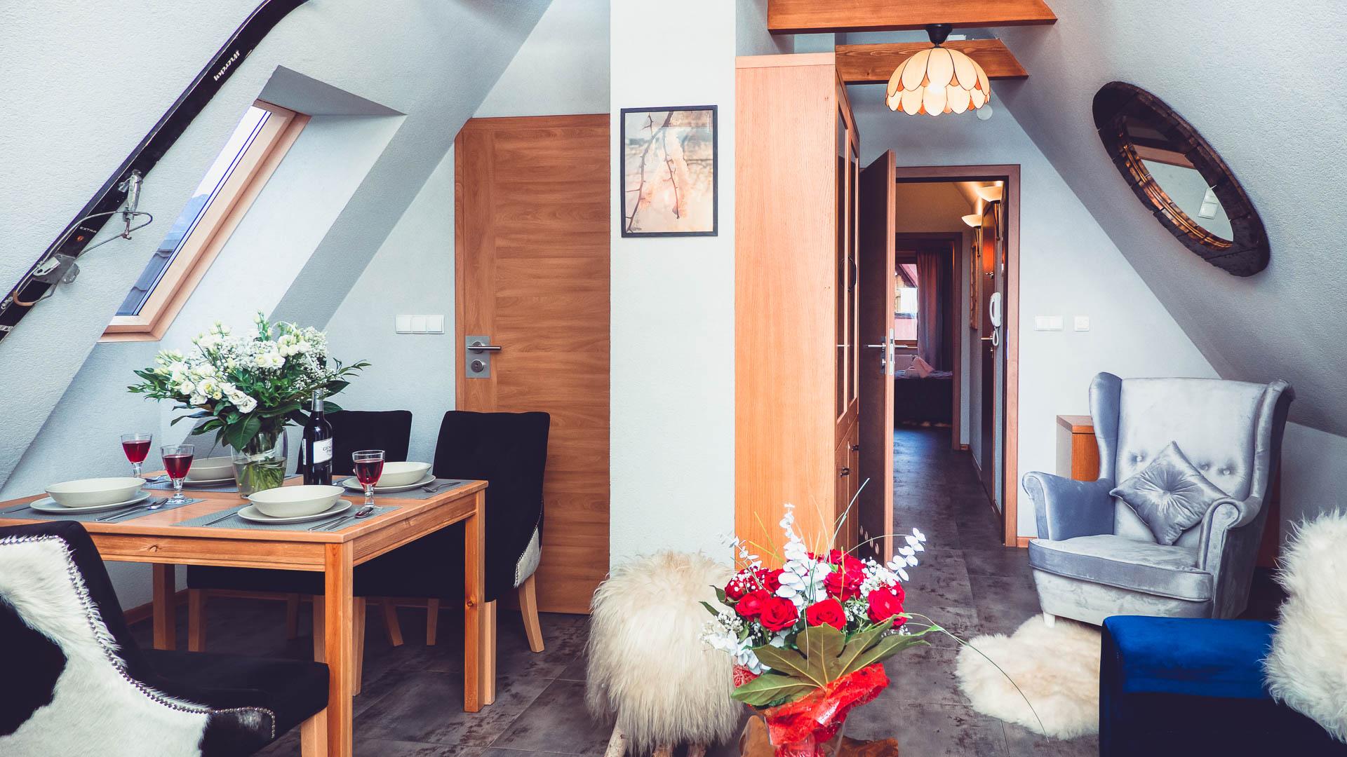 Apartament Wierch